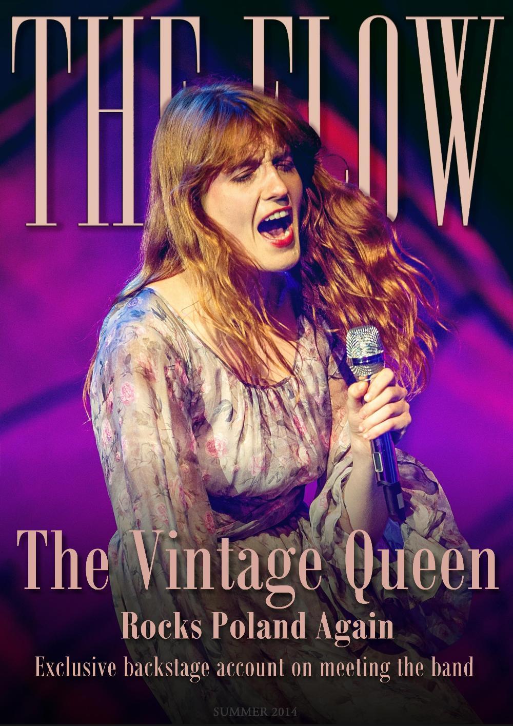 The Flow Magazine - Issue 7 (Summer 2014)