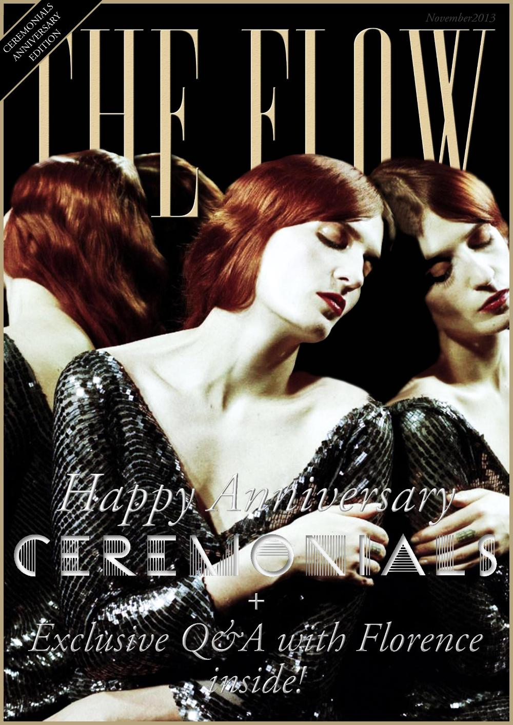 The Flow Magazine - Issue 5 (November 2013)