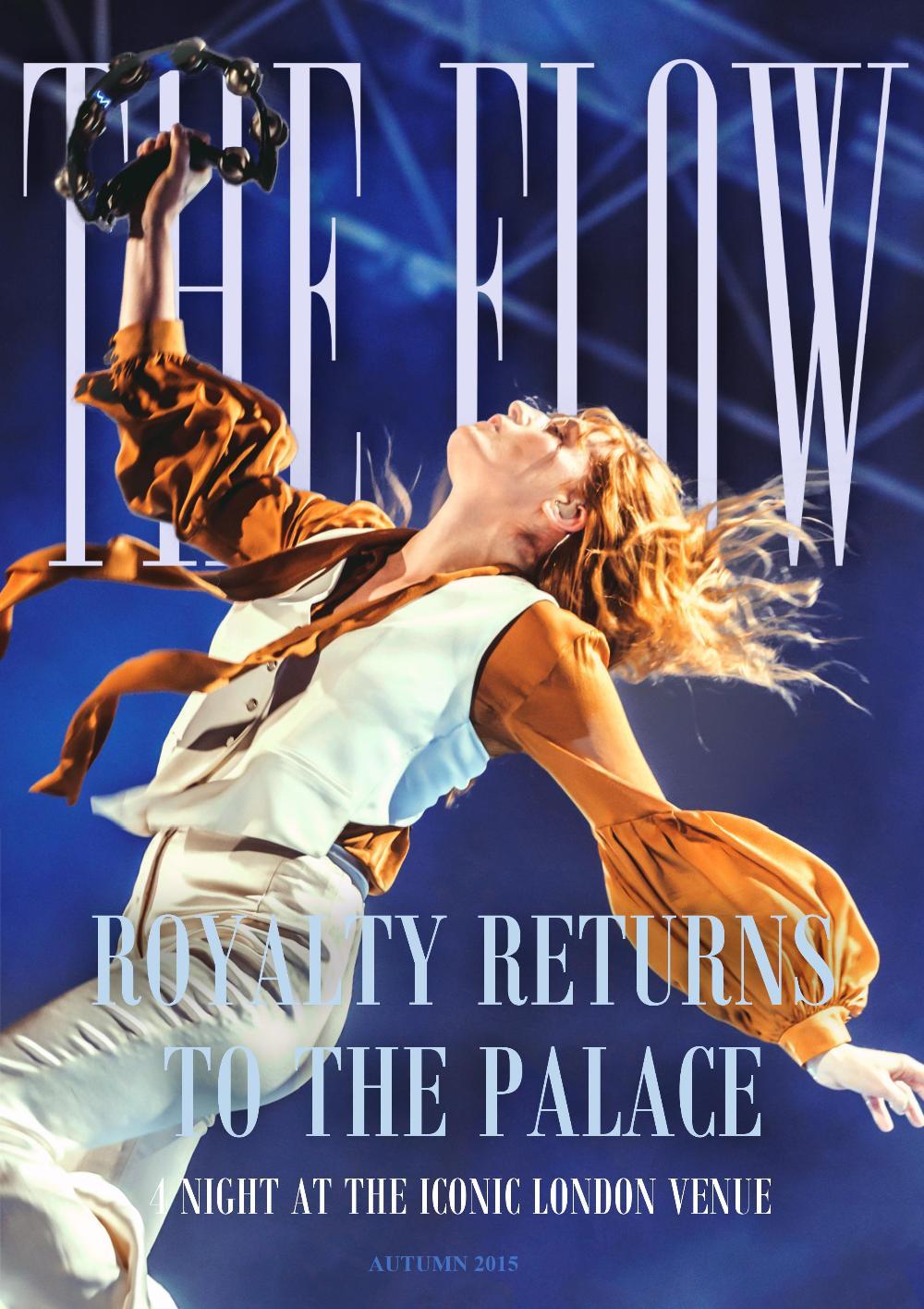 The Flow Magazine - Issue 12 (Autumn 2015)