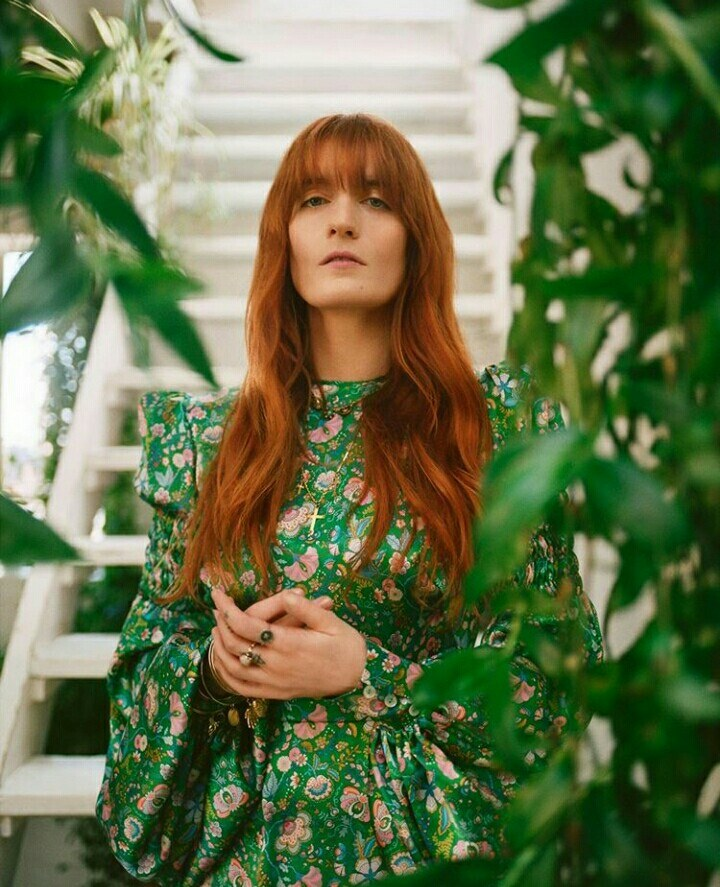 Florence Welch for the Evening Standard 2019 - (c) Bella Newman