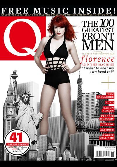 Q Magazine 2009 Florence Welch