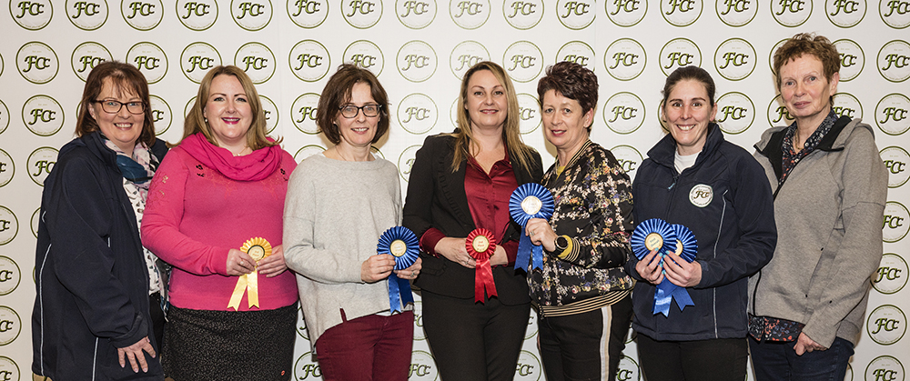 Catherine Spillane and Norna Brennan with Eimear Quigley, Mart Thornhill, Ruth Howrad, Deirdre Casolani and Karen Fleming (battie Arnold).jpg