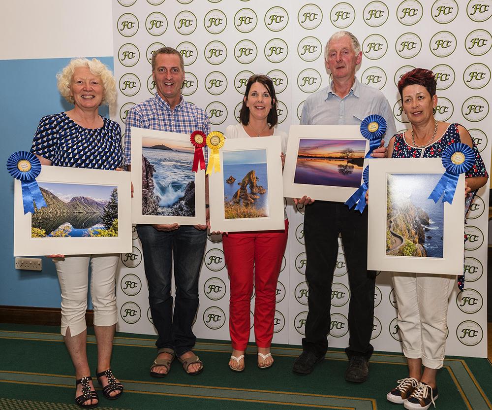 Helen Arnold, Michael Howard, Sinead Hickey, Tom Quish and Deirdre Casolani (Battie Arnold).jpg