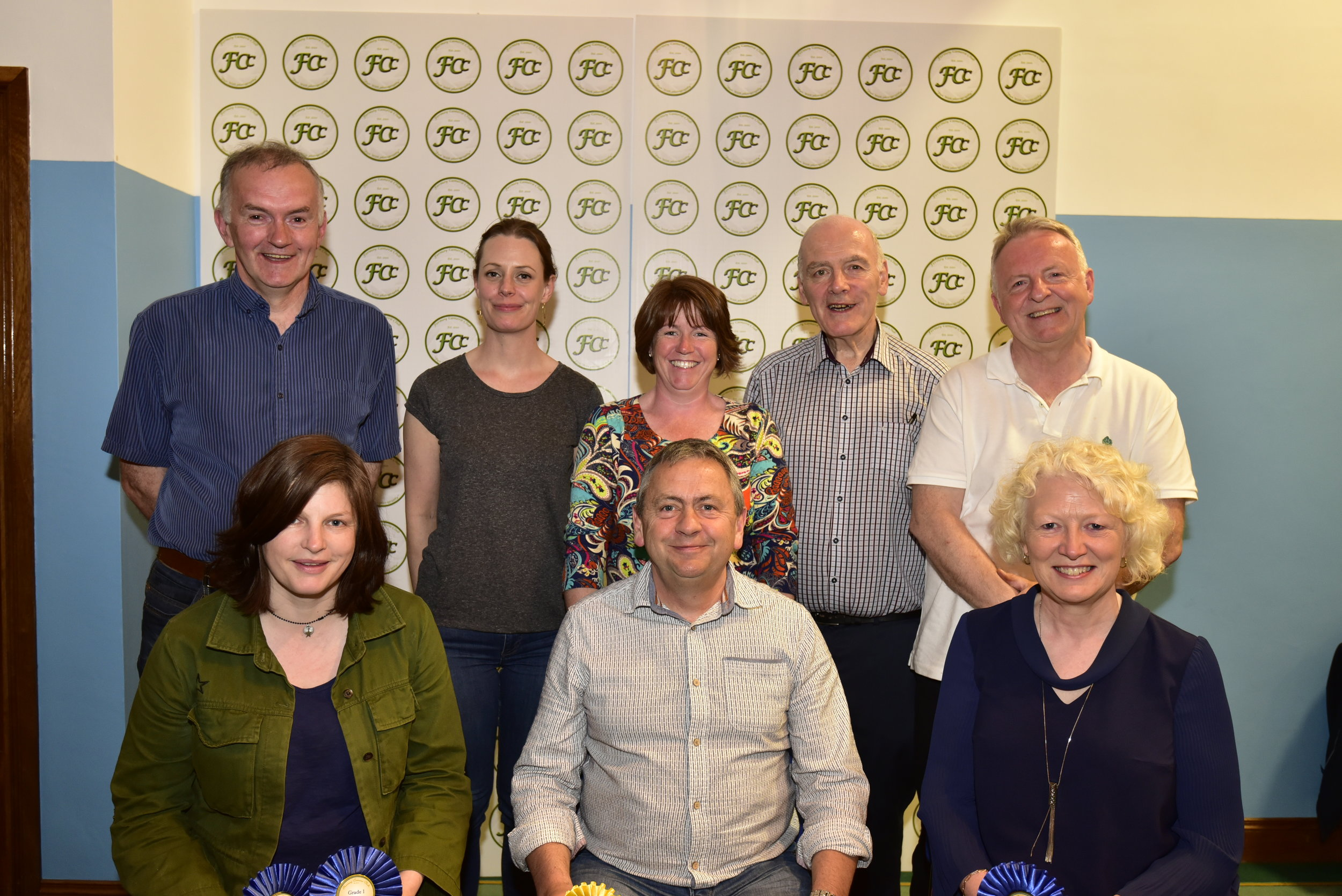 FCC winners along with Una Finn Chairperson and memebrs of Mallow Camerea Club. (Battie Arnold)JPG.JPG