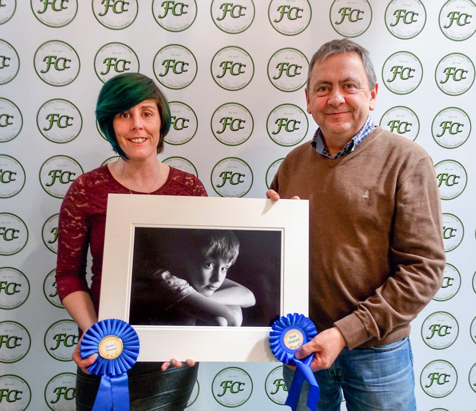 1st overall and Grade 1 winner Karen Fleming - Human Portraiture (George O'keeffe).jpg