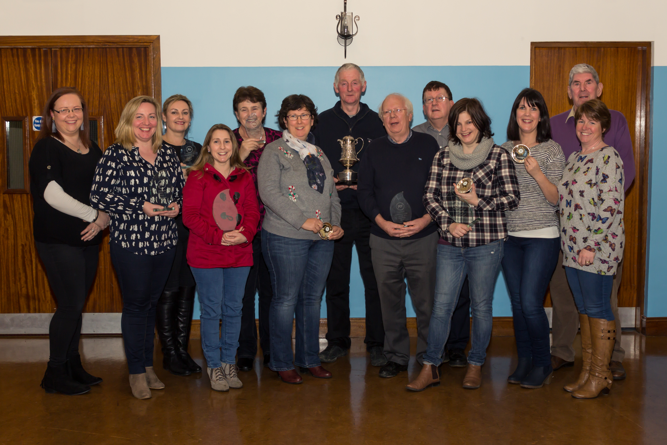 Photographer of the year 2017 winners with Kelly Condon, Competition Secretary, Jim Bartley, President _ Una Finn, Chairperson.(Sinead Hickey).jpg