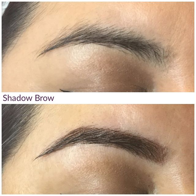 Shadow Brow Permanent Makeup - Get the look of full, defined eyebrows without the hassle! 🙌 Book a free consultation, link in bio!  #eyebrows #eyebrowtattoo #semipermanentmakeup #brows #browartist #browartistry #fullbrows #eyebrowsdone #eyebrowshape #browshape #browsfordays  #permanentmakeup #browdesign #eyebrowsdid #eyebrowtransformation #eyebrowbeforeandafter #beforeafter #eyebrowdesign #eyebrowstudio #eyebrowgoals #eyebrowtattoo #browtransformation #occhilashes #ombrebrows #ombreeyebrows