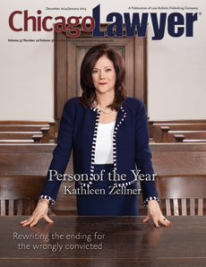 Kathleen Zellner is an American attorney who has worked extensively in wrongful conviction advocacy. In 2013, she graced the cover of Chicago Lawyer Magazine with Lashes and Brows styled by Lynn La Palermo at Occhi Lash & Brow Studio.