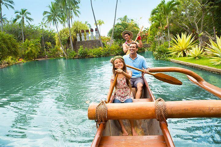 Ảnh: Trung tâm văn hóa Polynesian