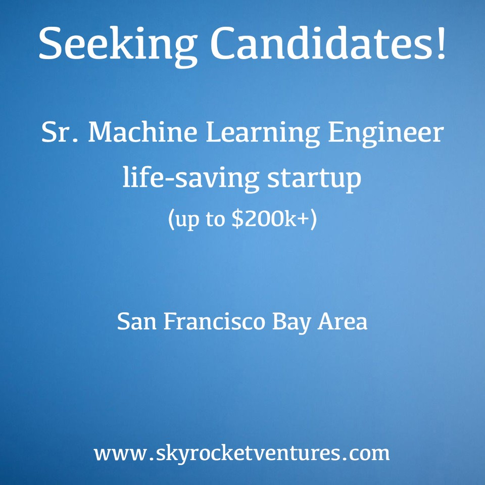We post a small portion of our open positions online. You can view and apply to some of our jobs on the Skyrocket Ventures LinkedIn page:    https://www.linkedin.com/company/skyrocket-ventures/jobs/    Better yet, to be considered for all of our jobs and have a personalized experience, contact us to discuss your preferences and we'd love to speak with you!  www.skyrocketventures.com   We encourage you to check out Skyrocket Ventures on Social Media:   Facebook       Instagram       LinkedIn       Medium       Tumblr      To get a sense of what types of companies Skyrocket Ventures works with and what types of jobs we help them recruit for, we encourage you to check our job posting sites:   Monster       Dice       LinkedIn