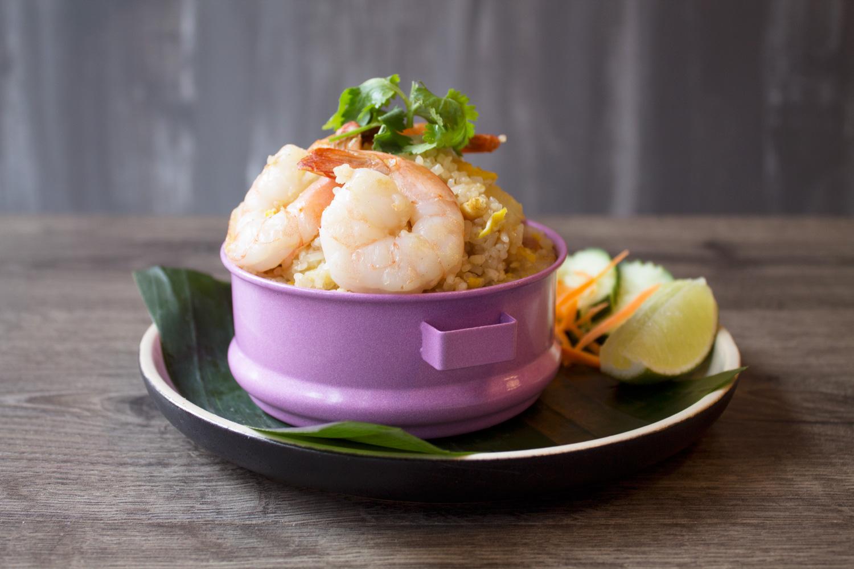 Fried Rice and Noodles | Der Krung