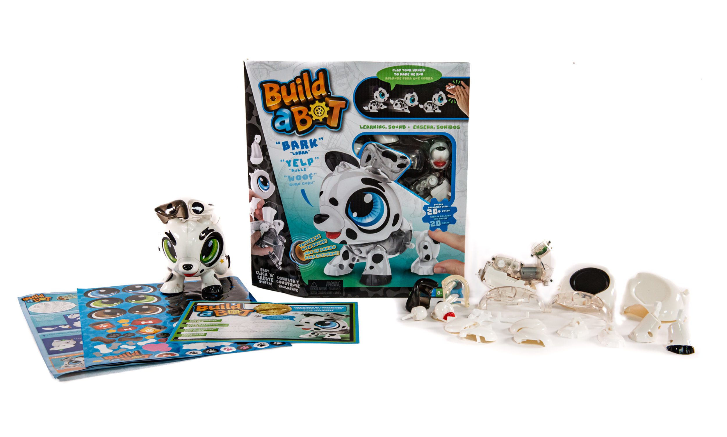 Image 3 Dalmatian - Package with Parts 3 - hi-res.jpg