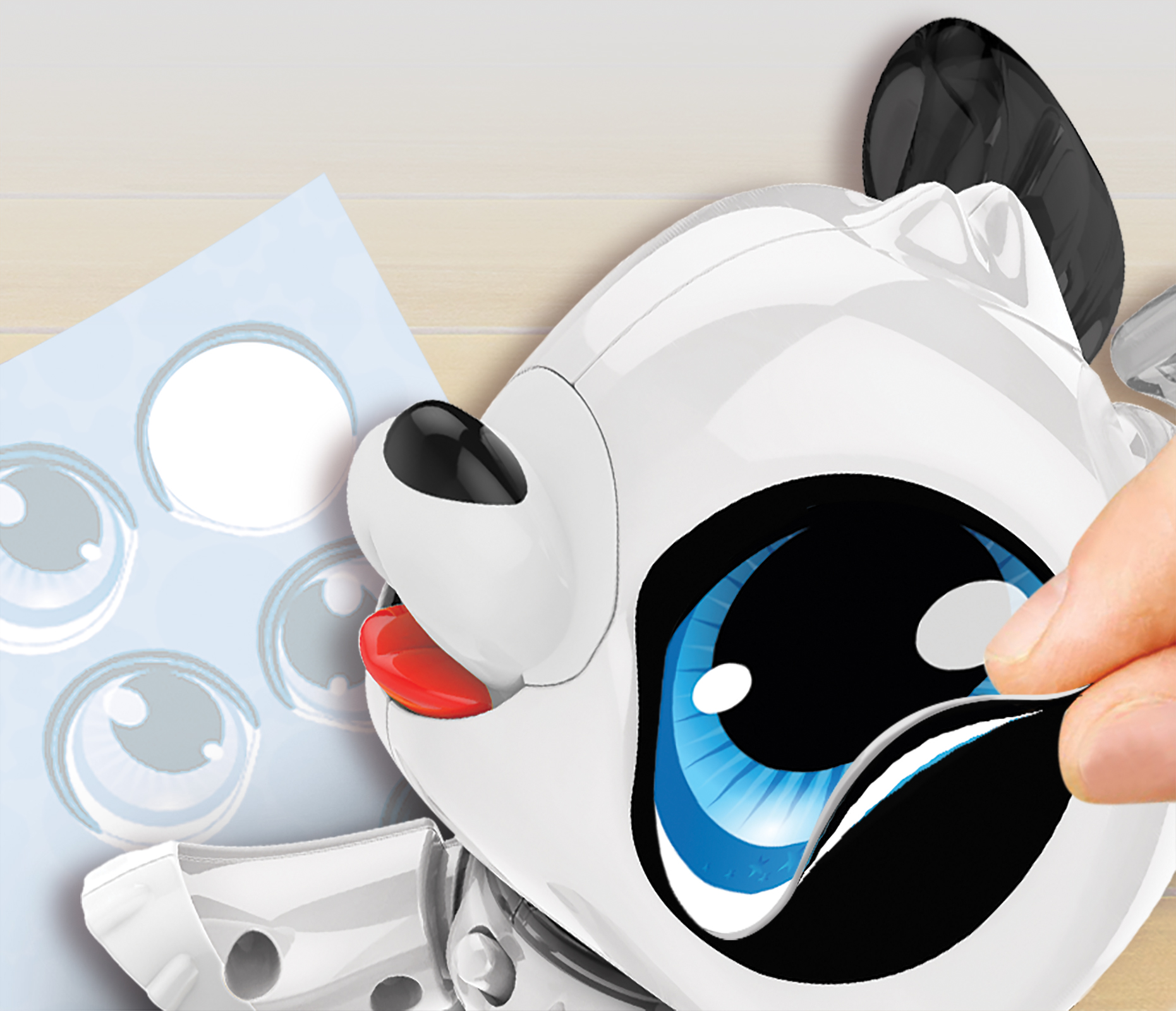 Image 5 Dalmatian - Applying Stickers - hi-res.jpg