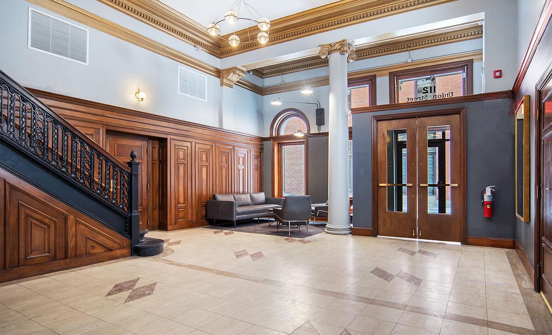 Entryway & Lobby