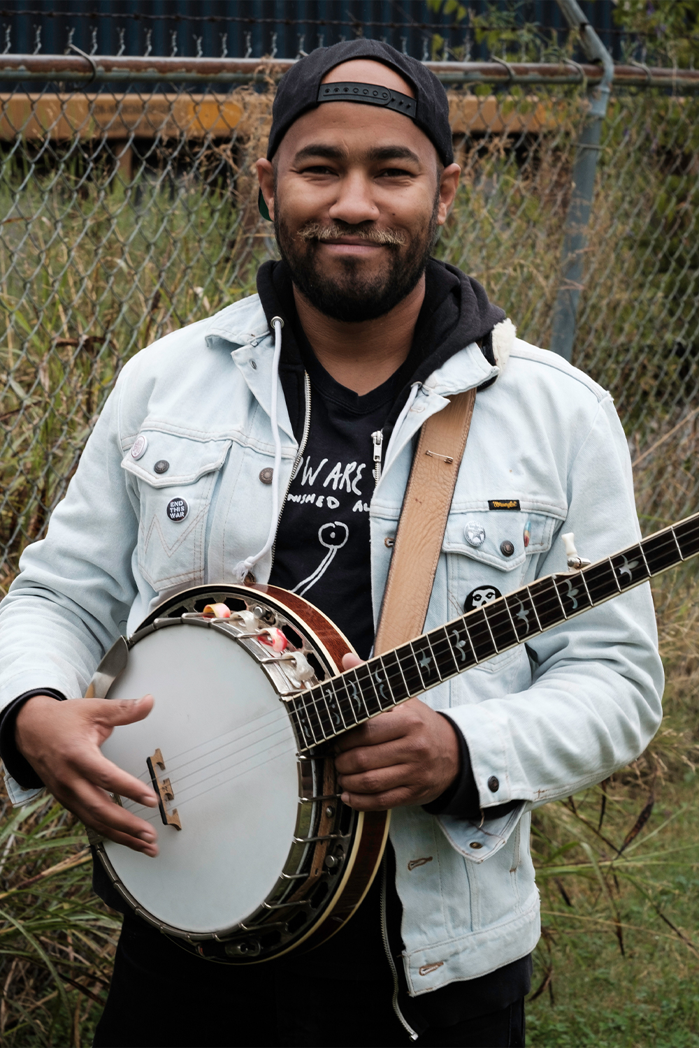 James Bookert plays the RK-R36