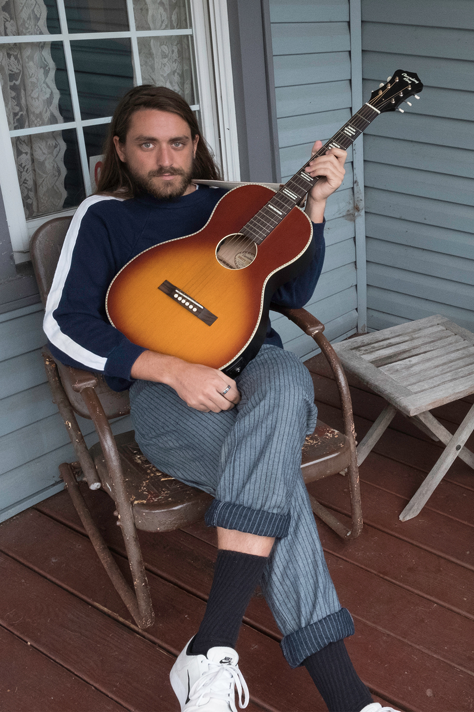 Grady Wenrich plays the RPS-7
