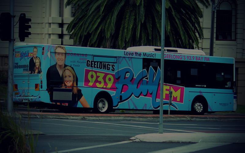 Interested in bus advertising? - Visit the Big Bus Media website to learn more about our Bus Advertising services for the Geelong, Surf Coast and Bellarine region.