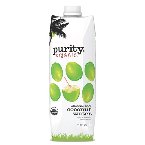 Purity Coconut Water   $4