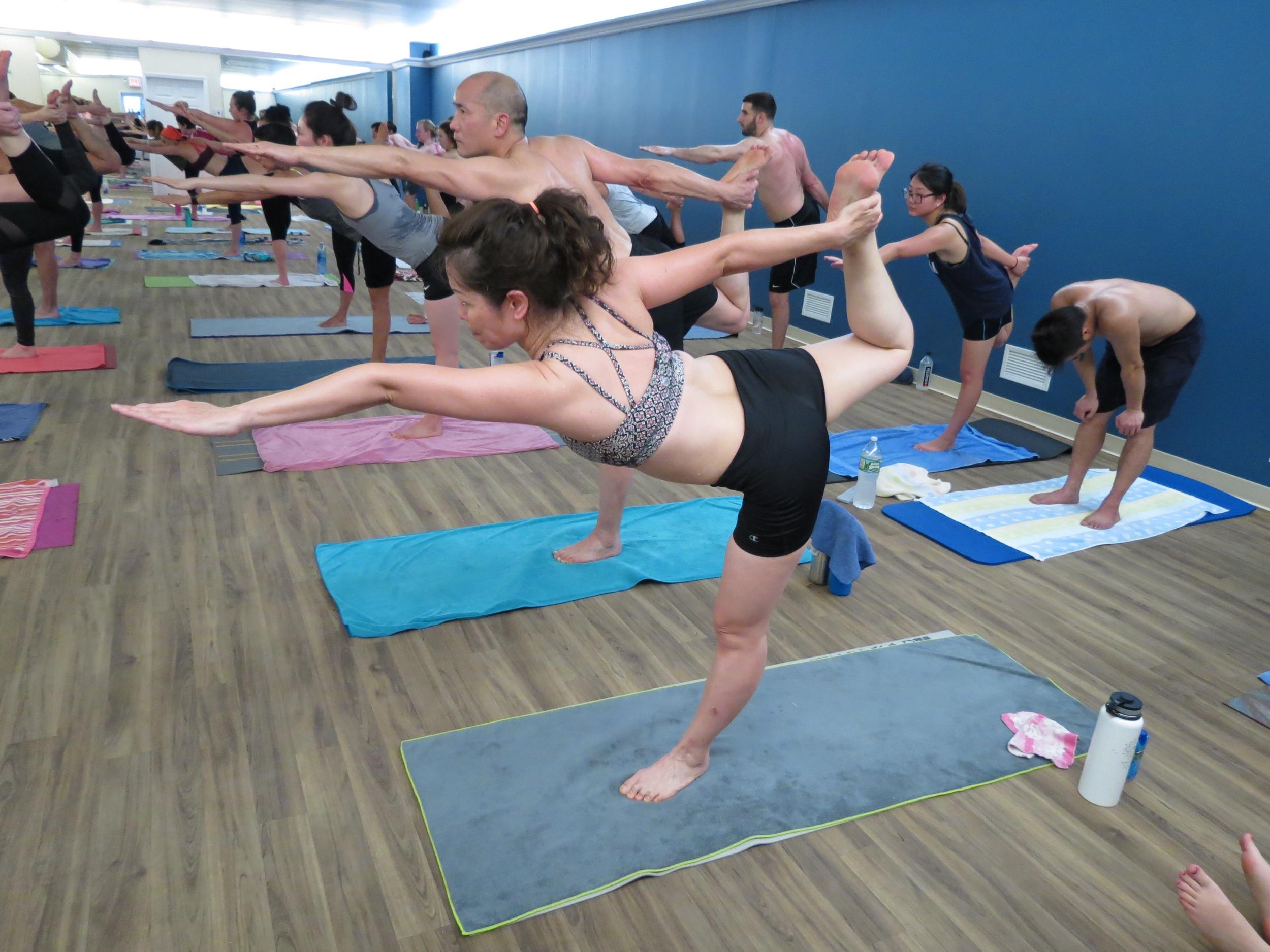 Some Like It Hot Yoga Wellness