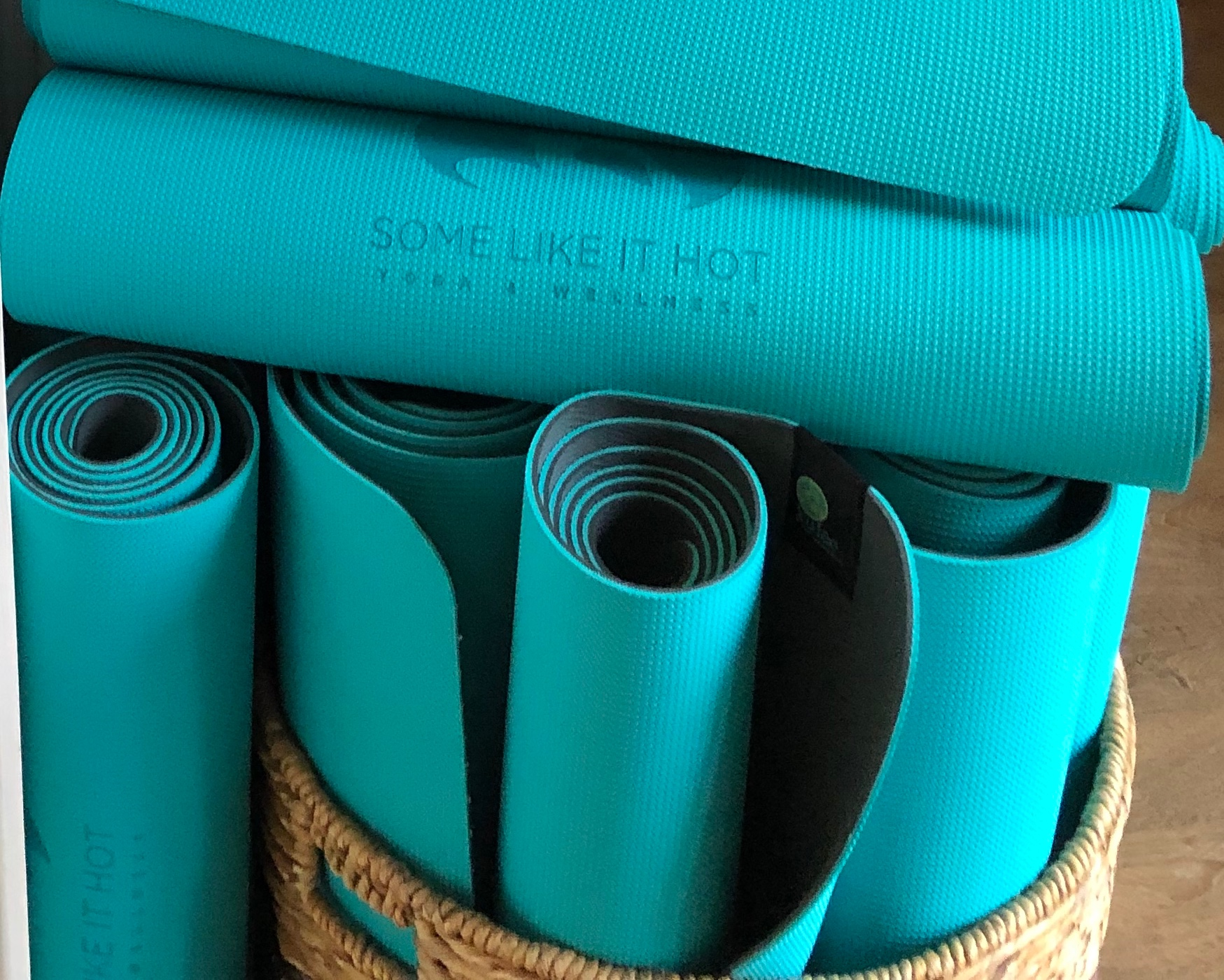 SLIH Yoga Mat   $80 to purchase  $3 to rent