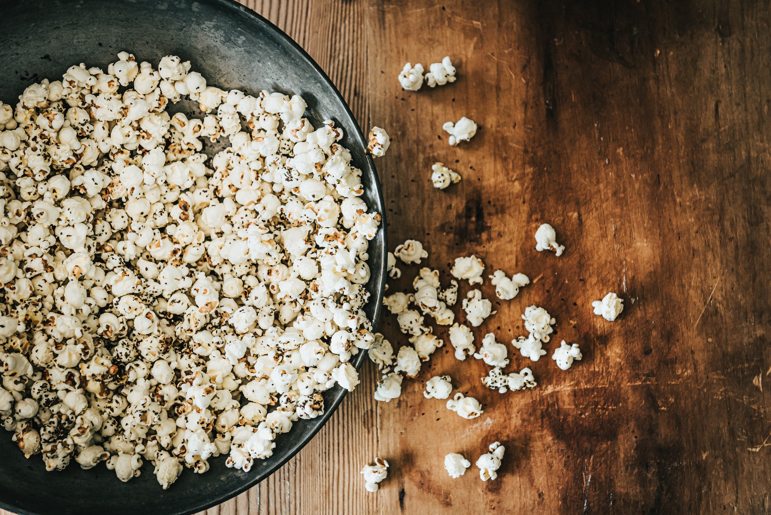 Other ideas… - Add Roasted Seaweed flakes to:- Your favourite salads- Devilled Eggs as a garnish- Sprinkle over popcorn instead of salt