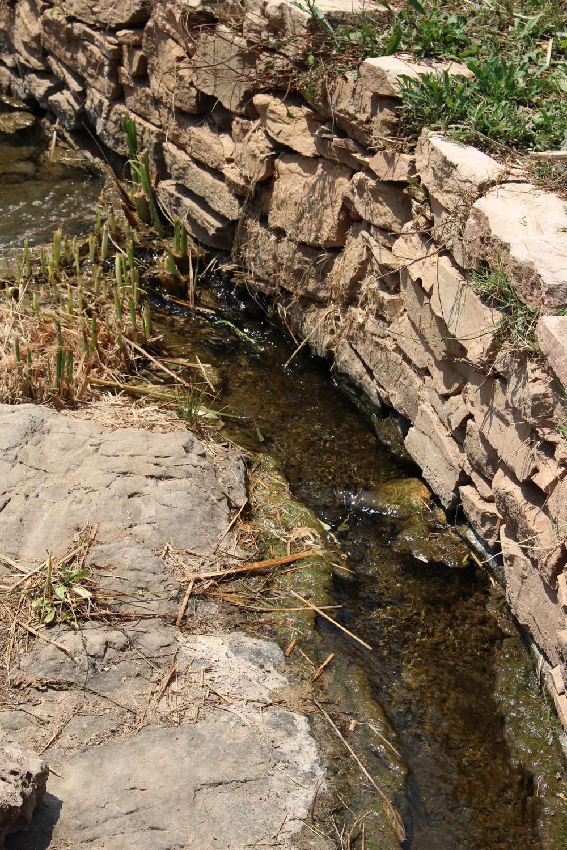 The spring of Vravronia