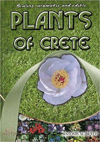 Plants of Crete by Adonis Alibertis