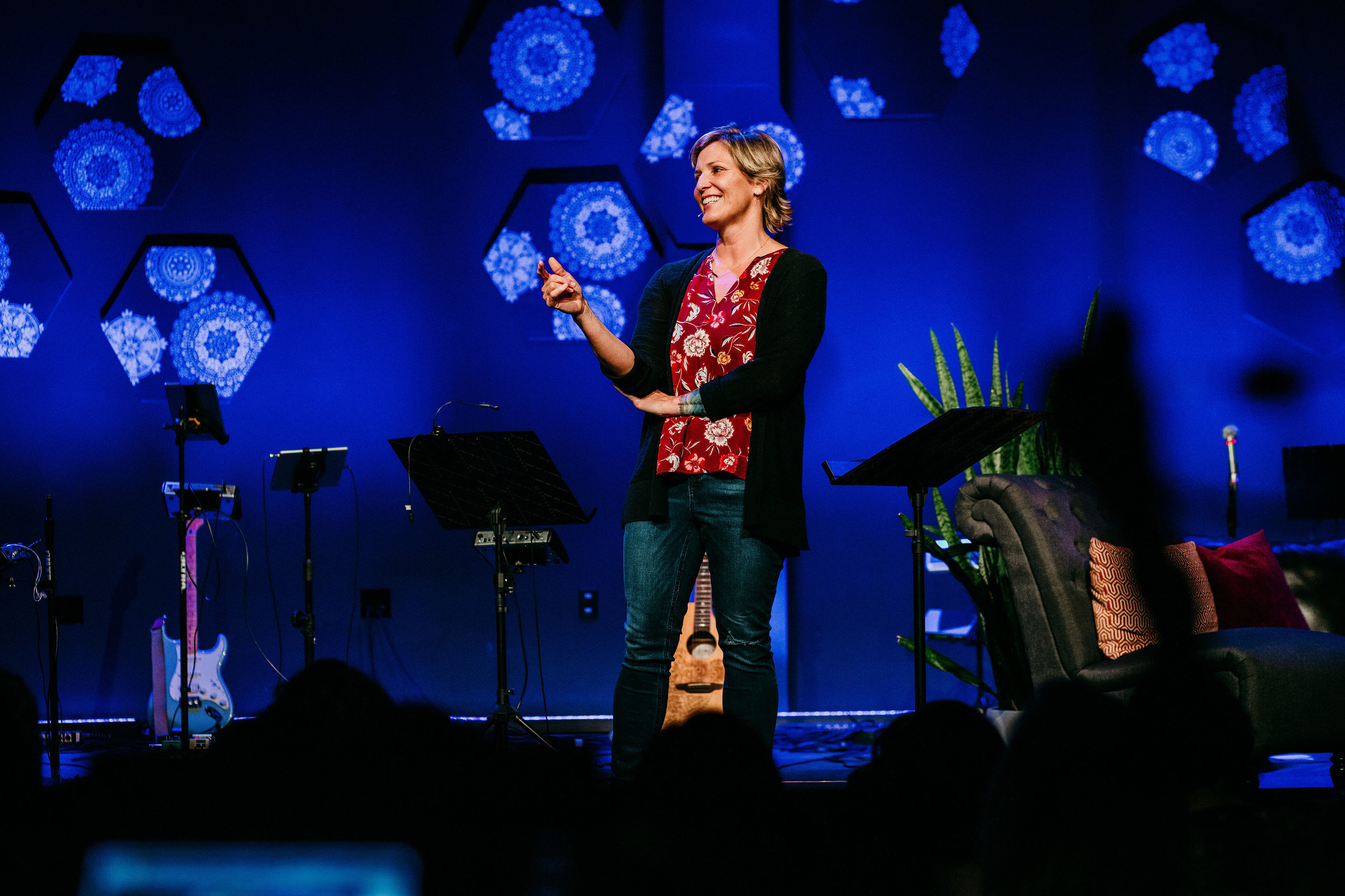 Main Sessions - Main Sessions are full of incredible and moving worship, local and national speakers, and an opportunity to dive deeper into what God is saying to you, personally.