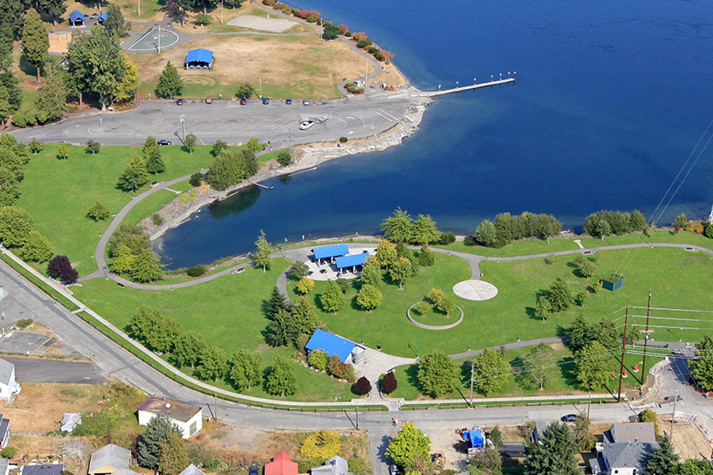 Evergreen Rotary Park -