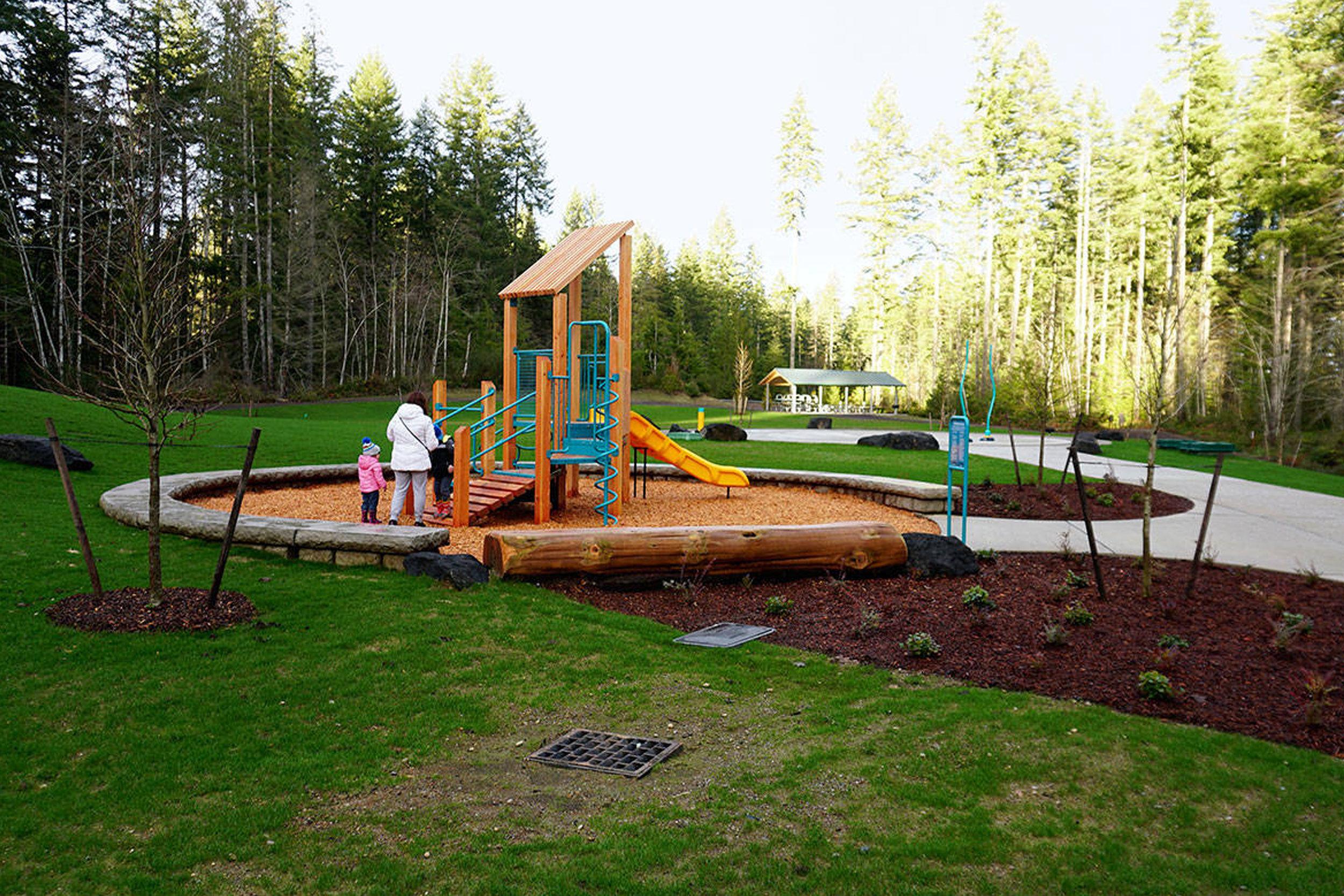 McCormick Village Park -