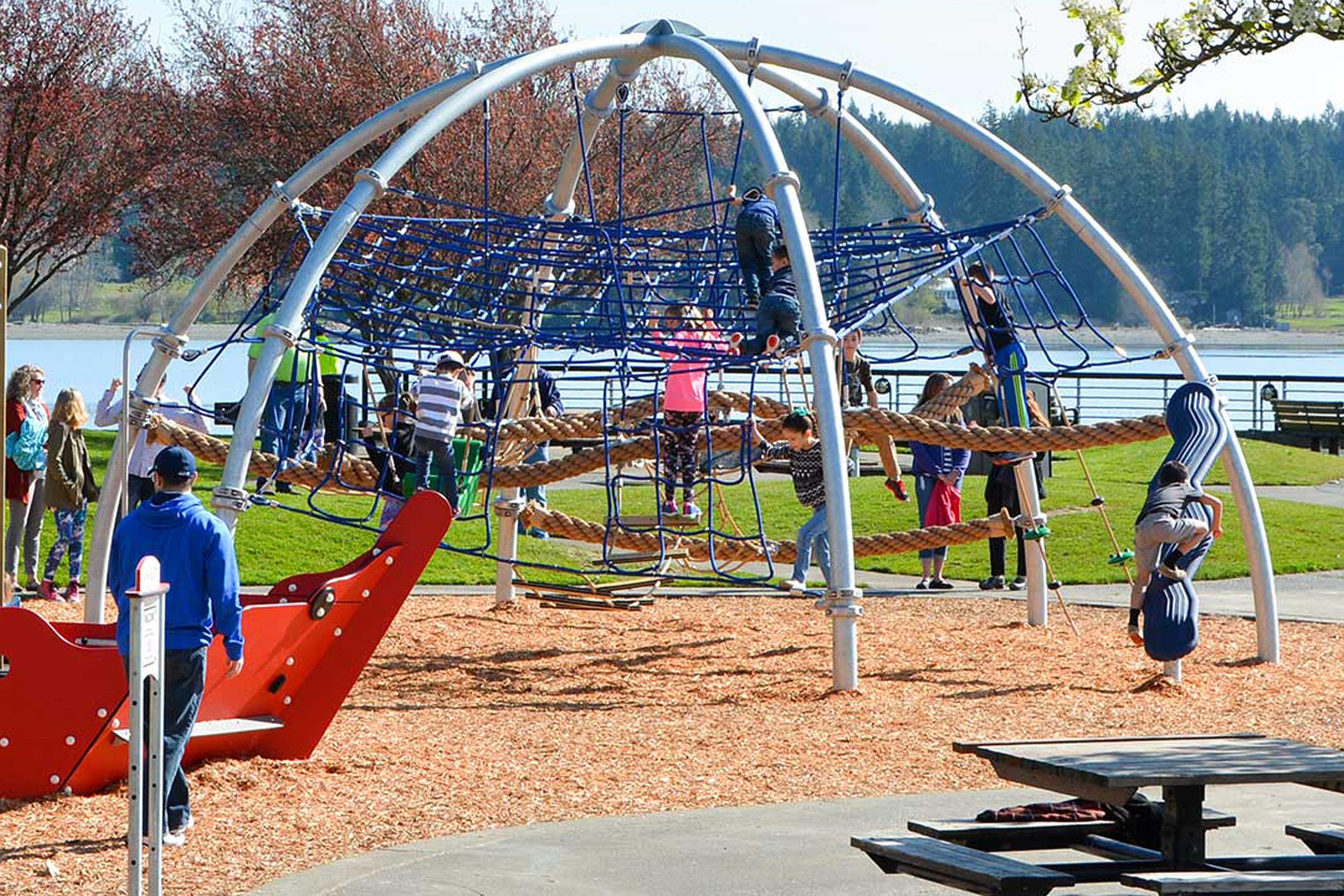 Silverdale Waterfront Park -
