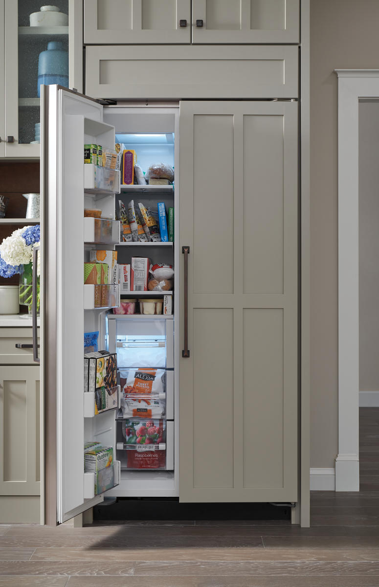 Sub Zero Glass Door Refrigerator sub-zero — aranelli design