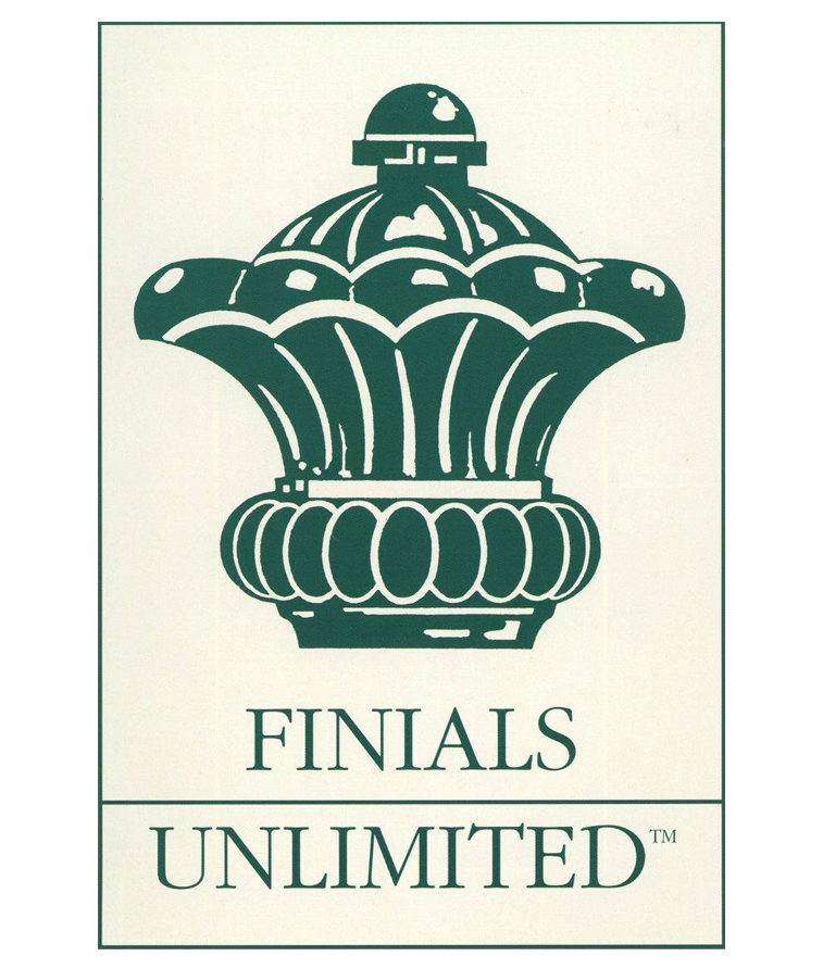 Finials Unlimited - Finials Unlimited is a thirty year-plus company that manufactures the finest drapery and window hardware in the interior design market. Our unique selection of poles, rings and finials are second to none and have been sold worldwide. Hardware is offered in both wood, compo and metals to suite a varying budgets. Also in our line is an incredible selection of carved pelmets and valances, for both windows and four poster beds. Fitting curtain hardware to circular or angular bay windows is a specialty. Unique, custom bracketry to handle even the most challenging situations, is also an area at which we excel.