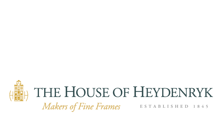 The House of Heydenryk - Established in 1845, The House of Heydenryk (pronounced HI-den-rike) is one of the world's oldest and most respected picture and mirror frame companies.The firm produces and supplies custom & period frames to the world's top interior designers, artists, architects, and collectors as well as major museums, galleries and auction houses. The frames range in style from the 15th-Century Renaissance to 21st-Century Contemporary. Heydenryk also has an unlimited selection of exclusive, original designs with unique profiles and finishes that can be used for both artwork and mirrors.