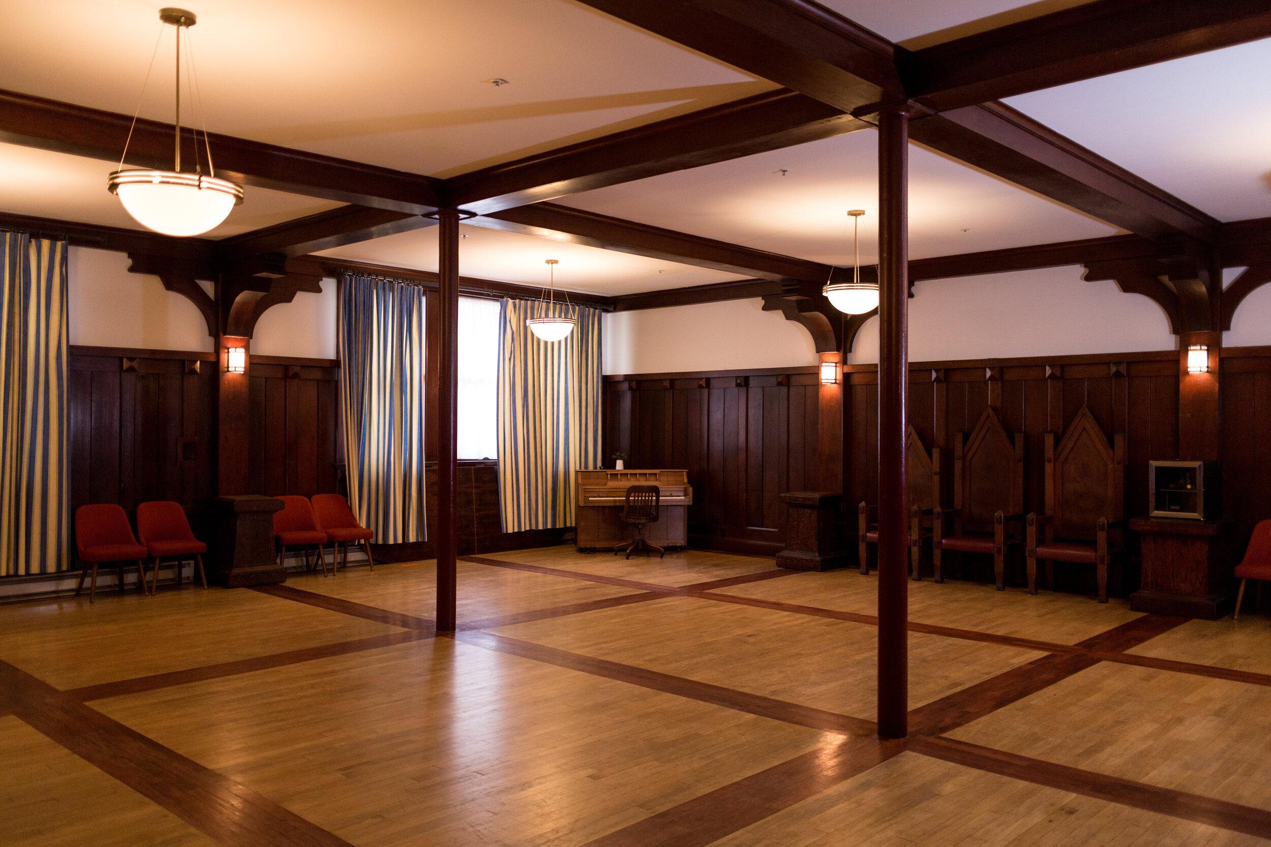 Odin Hall