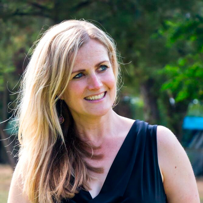 Dr Katherine Trebeck. Pic: supplied.