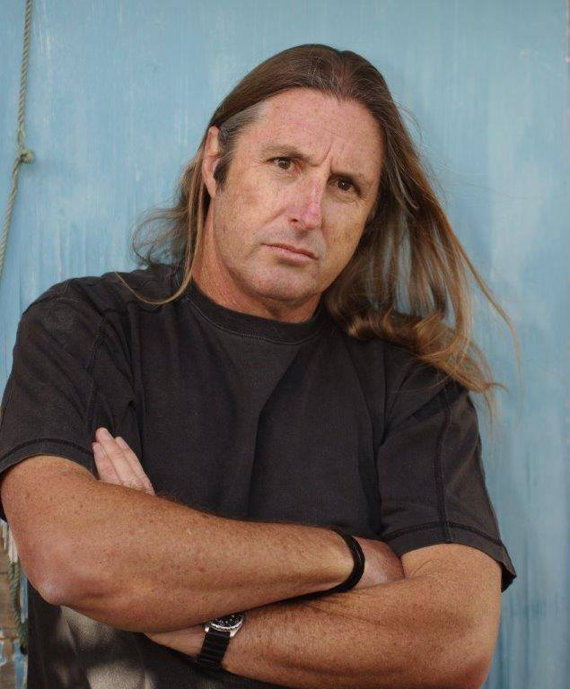 Tim Winton. Pic:  Hank Kordas/AAP  sourced from The Guardian.