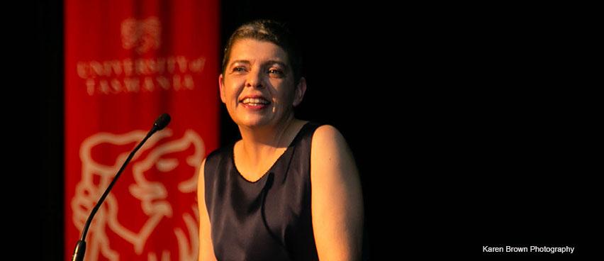 Dr Emma Lee. Pic: Karen Brown Photography.