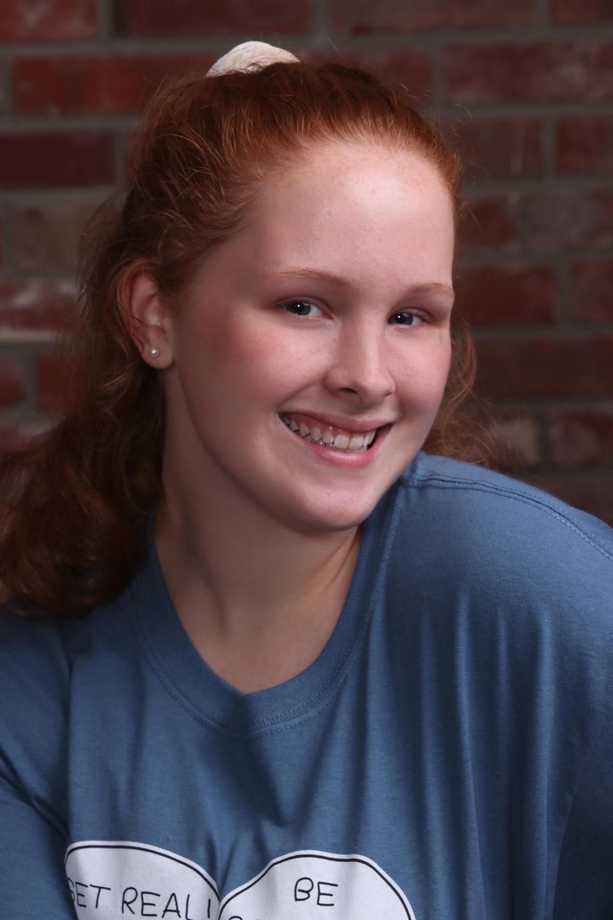 Ashlyn Upchurch (Rebecca Gibbs)