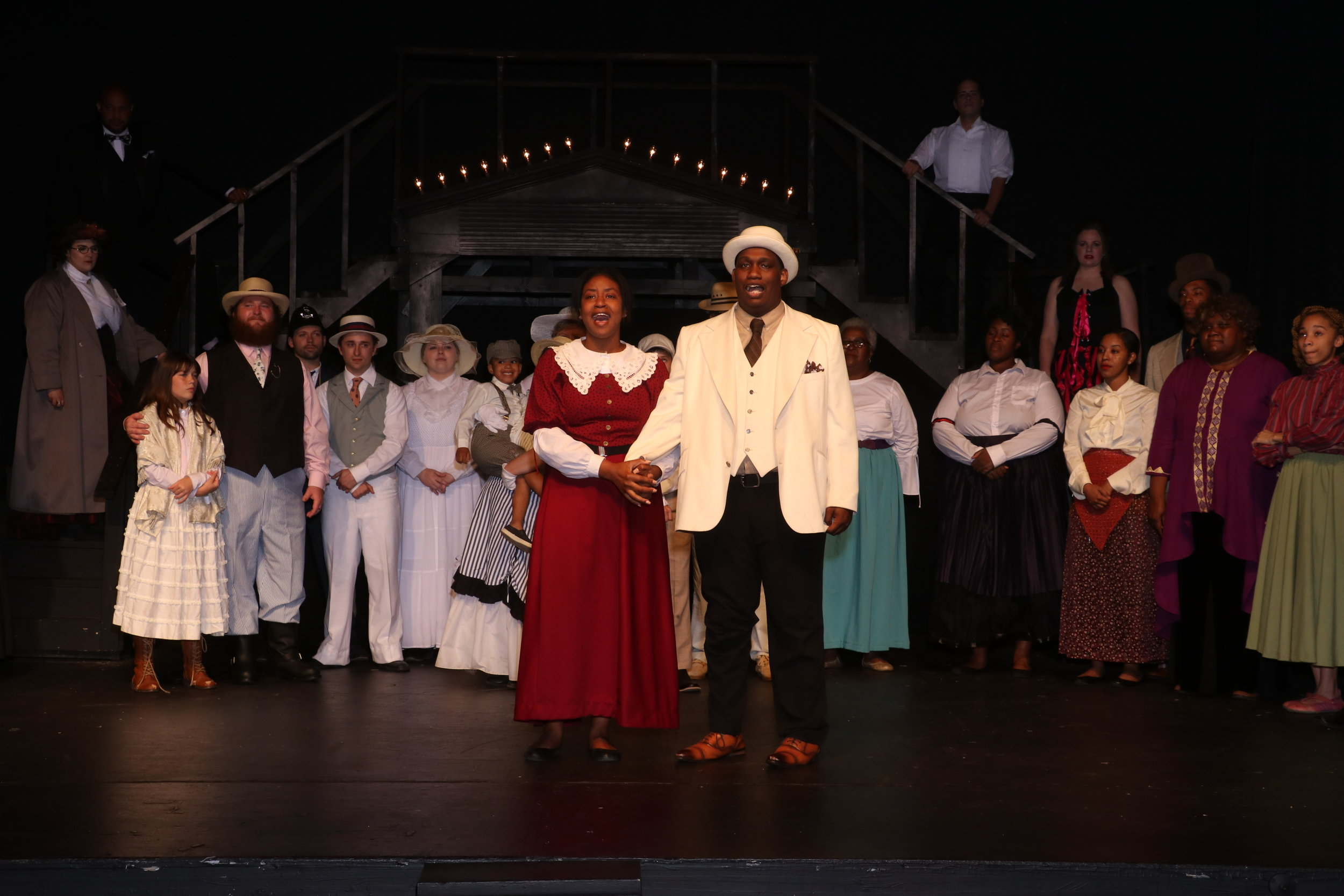 Ragtime - Book and Lyrics by Terrence McNallyMusic by Stephen Flaherty and Lynn Ahrens