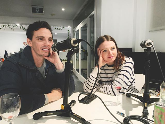 Maker & Episode S2E16:  Ben Mathews (@benjamin_mathews) is a director, screenwriter, actor and acting coach. Charlotte Chimes (@charlotte_chimes) is a successful Australian actress, producer and small business entrepreneur. They recently performed together in a play called We Are the Himalayas produced by Brave New World Theatre Company in Sydney where they played an on-screen couple. They are also off-screen partners. On this episode @msdarlinghurst And I talk about what it's like having two really, really creative people in a relationship. How you support each other through the vulnerable ups and downs of acting, shared goals and how they navigate the challenges and joys of working non-conventional work hours. #podcast #creativiry #acting #film #director