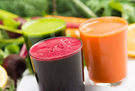 Who's Got The Juice? - It seems that more an more Americans are using juicing as a means of losing weight. Juicing takes all the hassle out of preparing food, and it doesn't come with as many calories. When food is blended into liquid form it absorbs into your blood stream quicker because the food is already broken down. It is also a great way to consume your recommended servings of fruits and vegetables for the day.