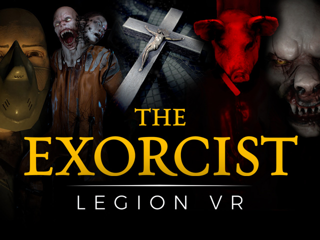 Fun Train - From the producers that brought you The Exorcist: Legion VR