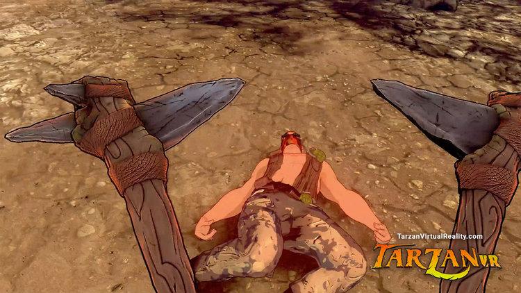 Tarzan VR | Virtual Reality Video Game