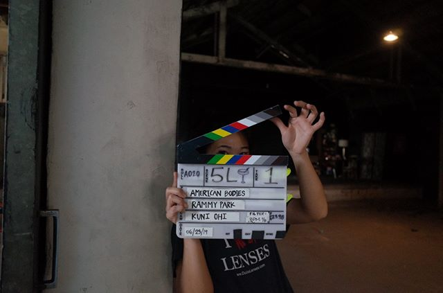 It feels like only yesterday we were shooting martini...