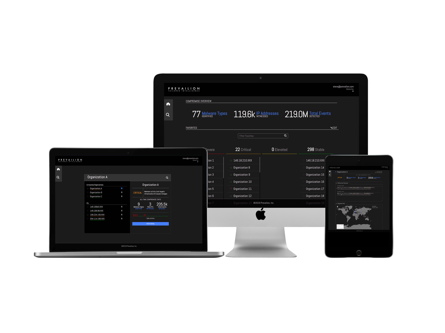 Prevailion is available as a zero-touch subscription with no hardware or software to deploy.   Request a Demo  today.