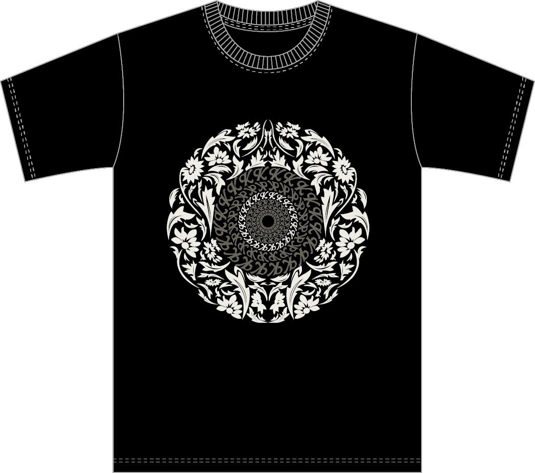 ツアーTシャツ ¥3,000