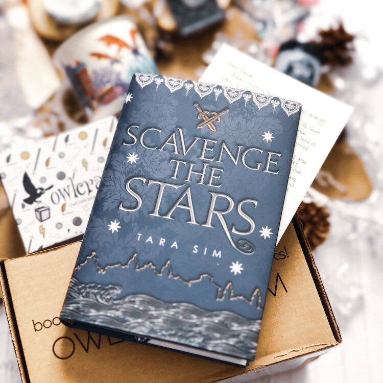 Scavenge The Stars Owlcrate