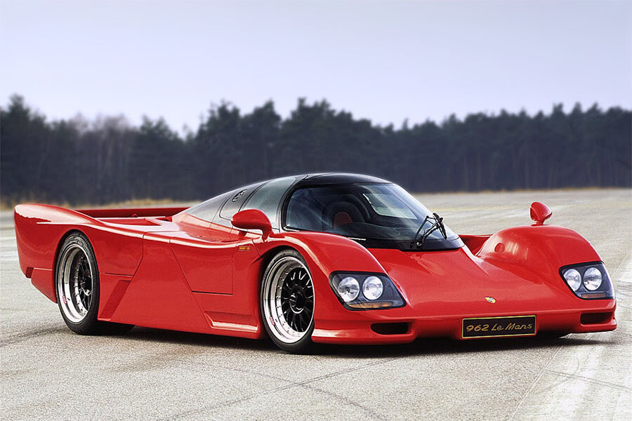 VIN: The Sultan of Brunei's Dauer 962 LM chassis 175 — Supercar Nostalgia