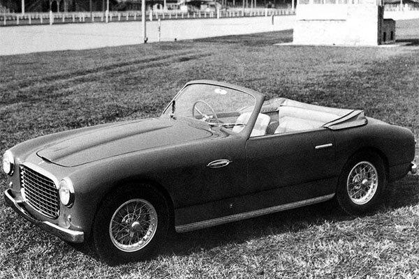 Guide Ferrari 166 Inter Supercar Nostalgia